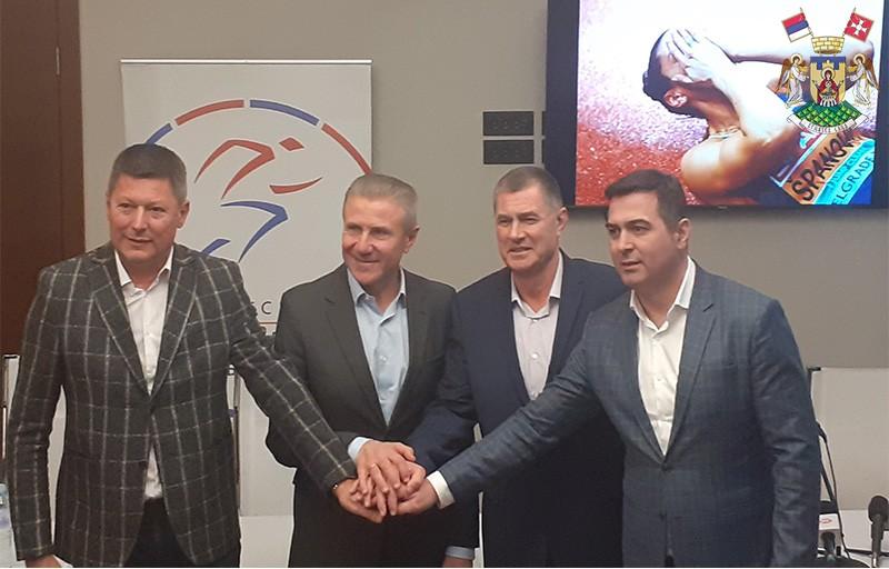 СРБИЈА ДОМАЋИН СВЕТСКОГ АТЛЕТСКОГ  ШАМПИОНАТА 2022